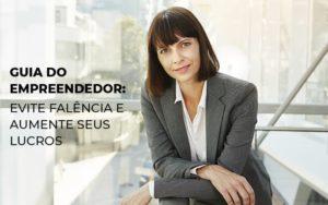 Guia Do Empreendedor Evite Falencia E Aumente Seus Lucros - Pontual Contadores & Associados