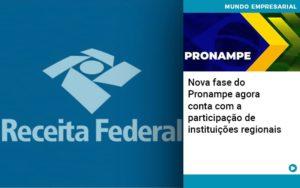 Nova Fase Do Pronampe Agora Conta Com A Participacao De Instituicoes Regionais - Pontual Contadores & Associados