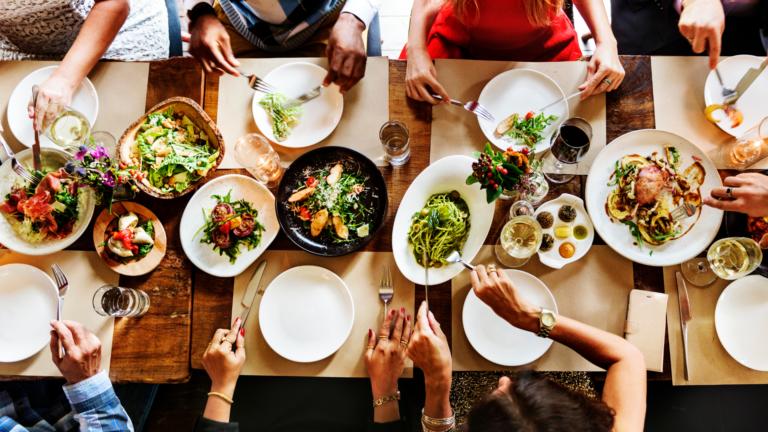 Site Restaurante - Pontual Contadores & Associados